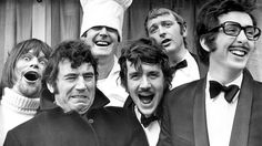 Monty Python is a British comedy group famous for its subversive and surrealistic humour. Monty Python is considered by most to be the greatest comedy group of all time.The group consists of (top photo left to right) Terry Gilliam, Terry Jones, John ...