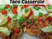 The Best Taco Casserole