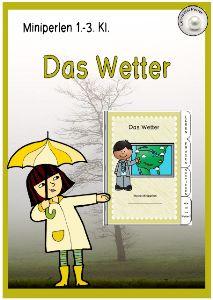 Miniperlen Wetter für die 1.-3. Klasse