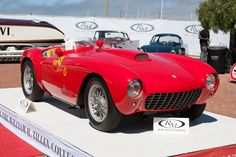 Ferrari 500 Mondial - Chassis: 0418MD - 2013 Monterey Auctions