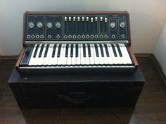 MATRIXSYNTH: Mystery Vintage Mini Synthesizer BB