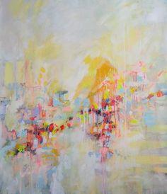 "Saatchi Online Artist Marta Zawadzka; Painting, ""Day"" #art"