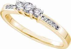 Engagement Ring Real 0.25ctw round diamond ladies fashion micro pave ring Promise new 14K Yellow-gold Rings-MidwestJewellery ENGAGEMENT AND WEDDING to buy just click on amazon here     http://www.amazon.com/dp/B00BZCM9KG/ref=cm_sw_r_pi_dp_n0Nrsb1H9H0QXRBS