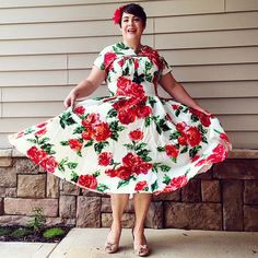 #sorrynotsorry for over sharing, but I love this dress so much!!! #pinupgirlclothing #pinupgirlstyle #coutureforeverybody #pinup #pinupgirl #pinuplife #pinupstyle #pinupclothes #effyourbeautystandards #everybodyisbeautiful #plussize #plussizepinup #plussizebeauty #plussizefaahion #thisis40 #ootd #ootdsocialclub #goofyface #dontcare #ootd