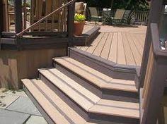 Image result for two tone deck design