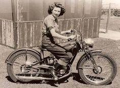 vintage bikers | ... bsa harley davidson honda motorcycles motorcycle culture motorcycle