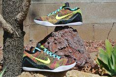 new concept 655a4 d048a KoF Mailbox  Nike Kobe 9 Elite Low iD