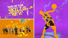 Branding & Motion Graphics created for the Fruit Shoot Get Your Skills On campaign broadcast on Nickelodeon.   Items included: Idents, Bumpers, Promo Graphics, Logo Animations, Rotoscoping, Compositing Live Action, Title Sequence, Lower Thirds, Title Cards, Set Designs & Mural Artwork, Promotional Printed Items, Live Performance Video Wall Motion Graphics.