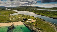 #wildAtlanticWay #Clifdencamping #Clifdencampsite #Connemaracamping #Galwaycamping irelandcampsites Wild Atlantic Way, Atlantic Ocean, Connemara, Beach Camping, Sandy Beaches, Mountain Range, Campsite, Ecology, Natural Beauty