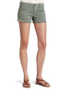 Rich & Skinny Women's Lover Short Rich & Skinny. $27.99. Silk waistband. Silk pocketing. 86% cotton/11% polyester/3% spandex. Machine wash cold, low heat