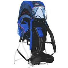 00886e504a3 Kelty Summit Child Carrier Cobalt 20040048 727880428587 Baby Carrying