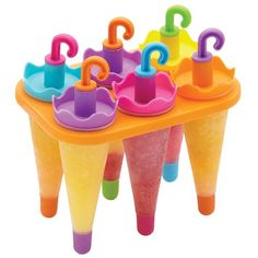 Pop Sicle, Homemade Popsicles, Baby Doll Accessories, Popsicle Molds, Sorbets, Ice Pops, Ice Cream Maker, Kids Corner, Frozen Treats