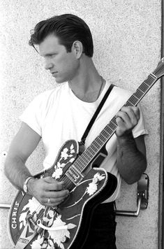 Chris Isaak, 1990 Henry Diltz Chris Isaak, Henry Diltz, My Favorite Music, Country Music, Rock Bands, My Music, Music Is Life, Rock Music, Rock And Roll
