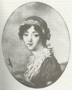 Авдотья Ивановна Голицына, ур. Измайлова (1780-1850),Сен-Даниэль