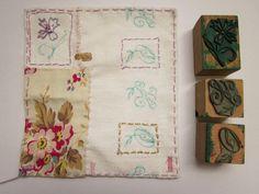 stamp & stitch