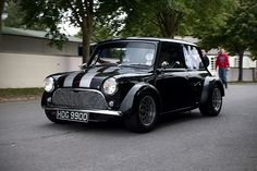 Mini / with supercharged Honda type R
