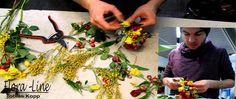 Tutorial: Blumenkranz selber binden Z.B. Als Urnenschmuck