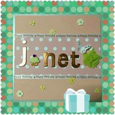 For Janet