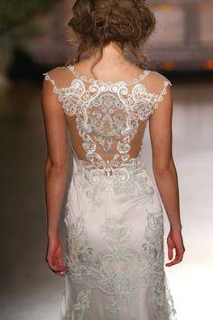 11 - vestido de noiva cameo estilo vintage com bordado em azul de claire pettibone gilded age 2