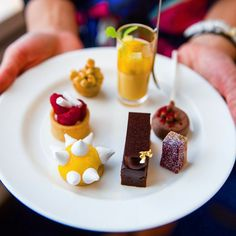 Eenie meenie miney mo, which sweet treat would you go for? - at Shangri-La Hotel, #Sydney
