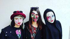 FB Halloween Face Makeup, Random, Life, Casual