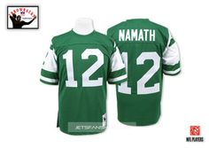 2a0662caf74 Represent your team with this Official Joe Namath Throwback Jersey.  Designed with the exact specification · Vintage JerseysBaltimore ...