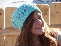 Hey, I found this really awesome Etsy listing at https://www.etsy.com/listing/269058661/hand-loom-knit-beanie-baby-blue-shimmer