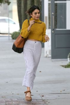 Vanessa Hudgens Shopping in West Hollywood