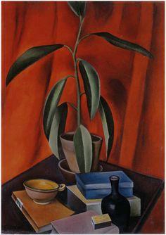 Alexander Kanoldt (1881-1939) In de praktijk richtten ze zich vooral op een klassieke beoefening van de schilderkunst, wat zich uitte in een zeer goede, academisch geschoolde techniek. De classicisten van de nieuwe zakelijkheid hielden zich vooral bezig met het schilderkunstig idealiseren van de Weimarrepubliek.