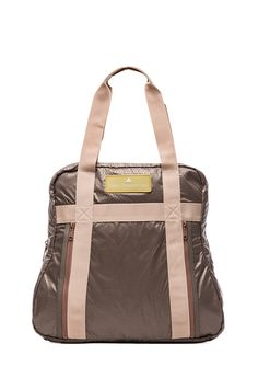 adidas+by+Stella+McCartney+Yoga+Bag+in+Grey+&+White+from+REVOLVEclothing+