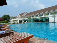 Hotel heritage tailândia