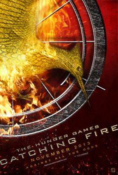 The Hunger Games: Catching Fire Teaser B by ~sahinduezguen on deviantART
