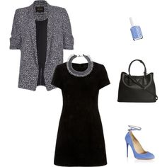 Interview Outfit by Snagajob on Polyvore