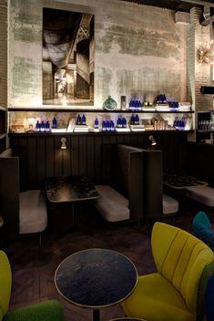 interiores de restaurantes decoración restaurantes decoración industrial decoración en barcelona vintage decoración de viajes concept store ...