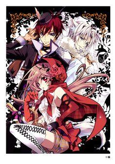 Red Riding Hood/Barajou no Kiss