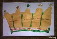 Biglietto Natale Corona Christmas Card for the Queen