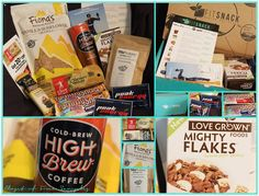 【GIVEAWAY】 Fit Snack Subscription Box #Review | Get FREE Samples by Mail | Free Stuff