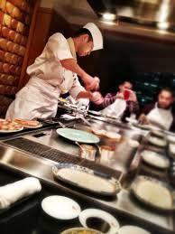 GO TO teppanyaki WITH BESTIES!