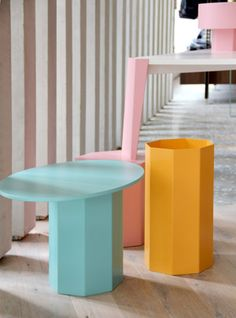 Table in Wonderland — Benetton South Beach | Fabrica Features