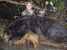 This vessel based Alaska black bear hunt is one of our favorites.