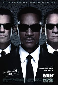Men in Black 3 (Brazilian poster)