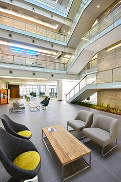 Photographs Of The SageVIP Office Building In Pretoria South Africa By Boogertman Partners Architects