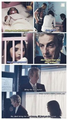 :) and he's my favorite Doctor thus far. Time to rewatch!