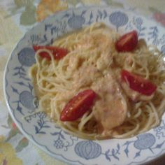 Recipe Špagety fantazie by marca, learn to make this recipe easily in your kitchen machine and discover other Thermomix recipes in Hlavní jídla - ostatní. Kitchen Machine, Spaghetti, Ethnic Recipes, Food, Thermomix, Essen, Yemek, Spaghetti Noodles, Meals