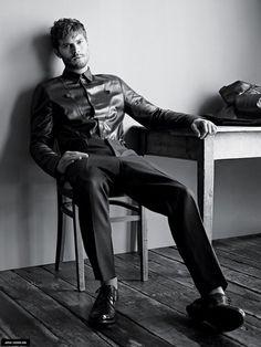Jamie Dornan #model