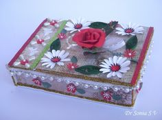 Cards ,Crafts ,Kids Projects: Paper Flower Tutorial- Punchcraft Rose