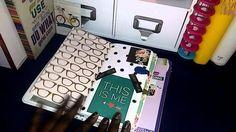 Websters Traveler's Notebook Initial Setup