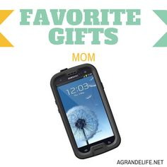 Favorite Gifts '13 - Lifeproof Case