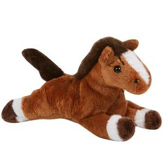 Horse bean bag favors - guranteed to be a hit at any western party for kids.