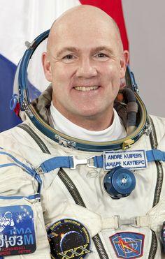 André Kuipers ~ Dutch astronaute #science #space #astronaut